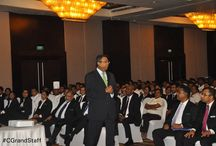 Rewarding Grand Excellence  - Quarter one 2016/17 / Cinnamon Grand Colombo held its Associates Meeting for the First Quarter - 2016/2017 on 25 August 2016. The meeting recognised some of shining stars of the Cinnamon Grand family.