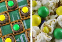 Packers birthday party