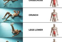 Workouts-core / by Melissa Pointer