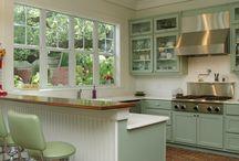Mom's Kitchen / by Jennifer Fisher
