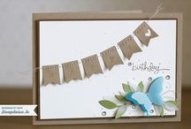 Stampin' Up! - Banner Punch