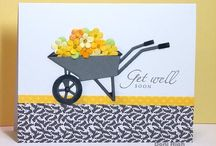 Wheelbarrow Cards