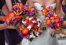 Fall or Autumn Weddings / Wedding inspiration for weddings in the autumn. Fall weddings are vibrant and beautiful. They are my favorite because I love the earthy, deep, rich colors. This fall wedding board will feature fall wedding invitations, decor items, bouquets and other inspiration and ideas for an autumn wedding.