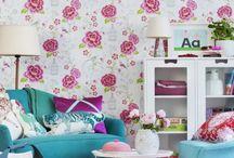 Spring Decor / Spring inspiration for interior design in your home!