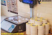 Global Commercial Label Printer Market