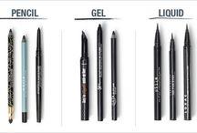Eyeliner Facts / Suck at EYELINER? Use the best Makeup Foundation Primer at www.DelicateCaressCosmetics.com