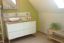 Maison : salle de bain