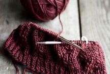 Tejer >><<>><<Knitting