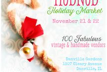 Art, Vintage and Handmade Shows