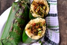 Makanan Indonesia / Traditional food of Indonesia