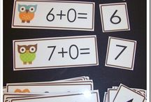Math - Number and Operations / by Rebecca Heim