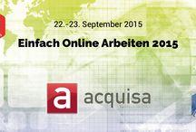 Medienpartner der #EOA15 / Alles zu den Medienpartnern von Einfach Online Arbeiten 2015 #EOA15