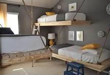 Kids' bedrooms
