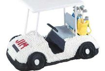 Golf cart novelty / All the things you need for your favorite golf cart driver! From cakes to outfits, this board has it all!