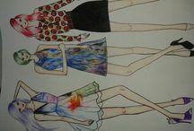 cores e formas / Desenhos