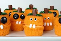 Fall & Halloween Cooking For Kids / Here you will find a round-up of 'kid-friendly' treats and more!!