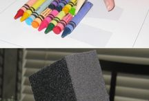 Crayons / by Judy Weis