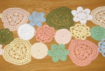 Beautiful crochet items / Crochet items I made myself