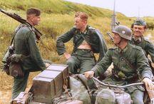 German troops Russia
