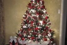 Christmas decor / by Jennifer Hosner