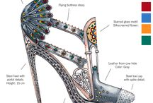 shoes  artwork