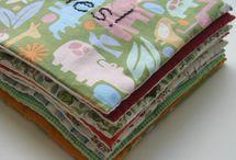 Soft fabric books / by Lynda Heines