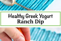 healthy dips for veggies