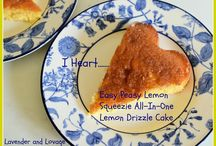 Cake recipes / Cakes