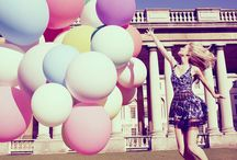 Big Round Balloons / by Harry Ali