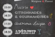 Mariage : papeterie