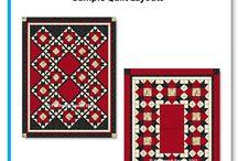 Quilt free pattern / szabad foltvarrás minták