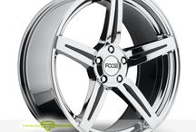 Foose Wheels & Foose Rims And Tires / Collection of Foose Rims & Foose Wheel & Tire Packages