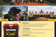 Best of Karnataka 2015 / Best of Karnataka 5 Nights / 6 Days @ Rs.24,590 Per Person only.
