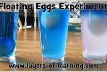 kids science experiments for writing inspiration