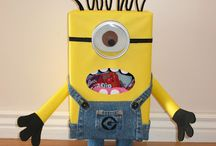 Despicable Me Minion party / by Camille Deal