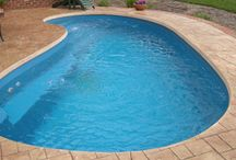 Fiberglass pools Knoxville, TN / Fiberglass pools in Knoxville, Tennessee