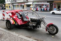 Wonderful Motorcycles / by Charles Perrault