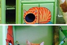 DIY: For the cats