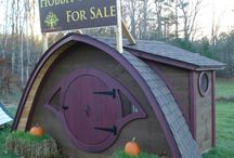 hobbit haouse for kids