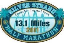 Silver Strand Half Marathon 2011 / My first half marathon!