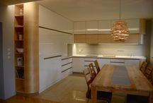 designer Pavla Kirschner - autorský návrh / kitchen