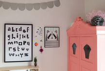Børn værelse