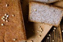 Chleb -bez glutenu i inne potrawy...