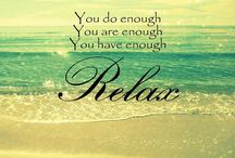Relax / Tips on how to relax and unwind / by Human Touch
