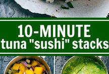 Sushi / Fish