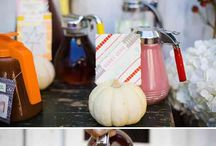 Things for the Angel Cupcake Bar / by Emily Schluter