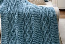 pletené a hačkované veci