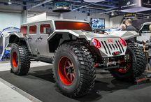 SEMA Vehicles