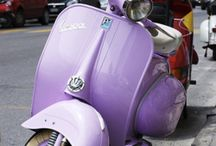 Mopeds and Electric Bikes and plain old bikes / by Michele Littell