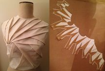 Draping Moulage Origami